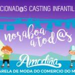LISTADO DE NENAS E NENOS SELECCIONADOS NO VIII CASTING INFANTIL DE AMODIÑA 2019