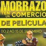 """""""O MORRAZO TEN UN COMERCIO DE PELÍCULA"""" UNHA CAMPAÑA DE CINE PARA O COMERCIO LOCAL"""