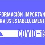 LISTADO ACTUALIZADO DE ESTABLECEMENTOS CON AUTORIZACIÓN PARA APERTURA