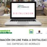 Proxecto Formativo de Dixitalización promovido pola Mancomunidade dos Concellos do Morrazo